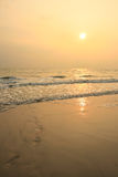 Sea sand Sun Stock Photo