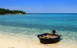 Sea Sand Sun Royalty Free Stock Photo