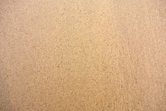 Sea Sand Texture Royalty Free Stock Photography