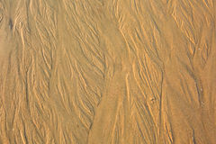 Sea sand wallpaper Royalty Free Stock Photo