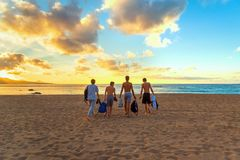 Tourism and travel. Canary Islands royalty free stock image