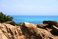 Sea of Sardinia Stock Images