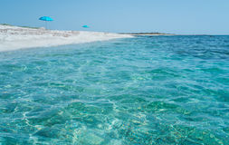Sea in Sardinia Royalty Free Stock Photography