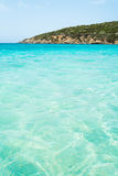 Sea in Sardinia Royalty Free Stock Photos
