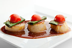 Sea Scallops Royalty Free Stock Photo