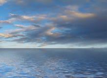 Sea-scape Stock Image