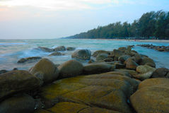 Sea scape Stock Photography