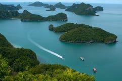 Sea-scape - Tajlandia fotografia stock