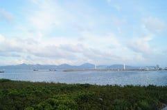 The sea scenery Royalty Free Stock Image