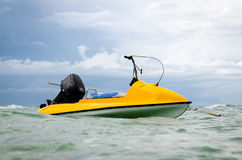Sea scooter Stock Images