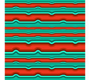 Sea seamless pattern. Wave. screen, illustration stock illustration
