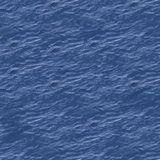 Sea Seamless Texture Royalty Free Stock Image