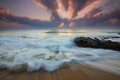 Sea Beside Seashore Photo Stock Photos