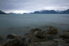 Sea in Seward Stock Images