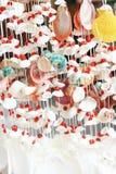 Sea shell product Royalty Free Stock Photo