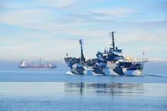Sea Shepherd anti-whaling vessel BOB BARKER Royalty Free Stock Images