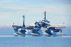 Sea Shepherd anti-whaling vessel BOB BARKER Royalty Free Stock Photos