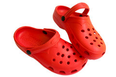 Sea shoes Royalty Free Stock Image
