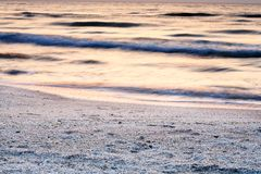Sea shore Royalty Free Stock Photo
