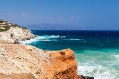 Sea-shore Royalty-vrije Stock Foto's