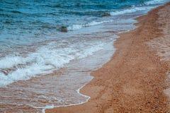 Sea, Shore, Body Of Water, Coastal And Oceanic Landforms Stock Image