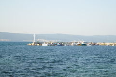 Sea shore, coast Royalty Free Stock Photos