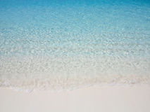 Sea shore at summer sunny day Royalty Free Stock Photography