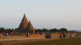 Sea Shore Temple royalty free stock images