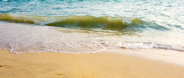 Sea shore Stock Image