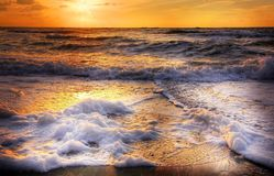 Sea, Shore, Wave, Ocean stock photography
