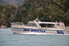 Sea shuttle Stock Image