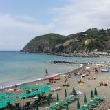 Sea Side. In Italy Beach Stock Photos