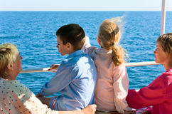 Sea sightseeing Stock Photography