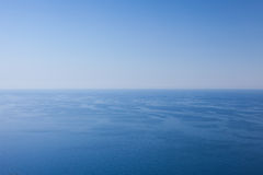 Sea and sky Royalty Free Stock Images