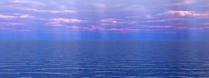 Sea sky Royalty Free Stock Image