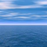 Sea sky Stock Photography