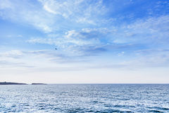 Sea sky Royalty Free Stock Image