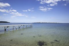 Sea, Sky, Body Of Water, Cloud stock image