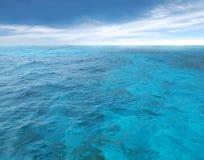 Sea and sky Royalty Free Stock Photo
