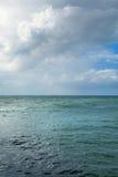 Sea and sky in Denmark Royalty Free Stock Photos