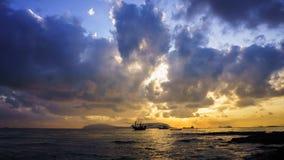 Sea sky Royalty Free Stock Photography