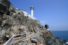 Free Sea, Sky, Promontory, Coast, Lighthouse, Rock, Terrain, Cape, Cliff, Tower, Mountain, Coastal, And, Oceanic, Landforms, Klippe, Oc Stock Photo - 35247260