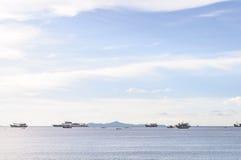 Sea Sky View Stock Photo