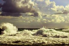Sea, Sky, Wave, Body Of Water stock photos