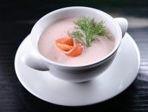 Sea soup Royalty Free Stock Image