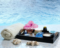 Sea spa Stock Images