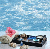 Sea spa Stock Photo
