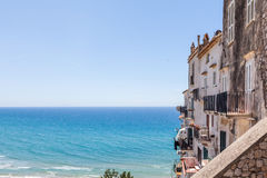 Sea At Sperlonga Stock Photo