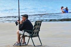 Sea Sport - Fishing Royalty Free Stock Photos