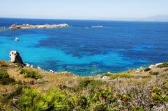 Sea of St. Teresa, Sardinia, Italy Stock Photography